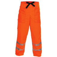 OK-1 Mesh Reflective Stripe Pants- L/XL (2 pair pants)