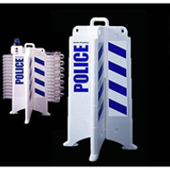 Eagle Portable Barricade System- Police Sheeting