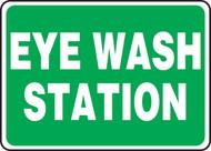 Eye Wash Station - .040 Aluminum - 7'' X 10''
