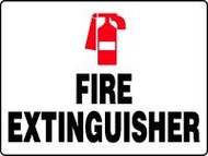 Fire Extinguisher Sign 16
