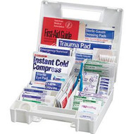 First Aid Kit- All Purpose 200 pc plastic case