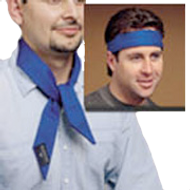 Cool Off Cooling Neck Wrap- Royal Blue ( 1,000 Cool Offs)