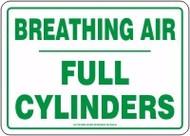Breathing Air Full Cylinders