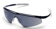 Crews Safety Glasses Tremor Onyx Frame Gray Lens (12 Pair)