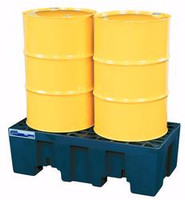 Spill Containment Pallet 2 Drum by Justrite