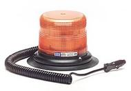 Ecco Medium Duty Strobe Light- Amber/ Vacuum Mount