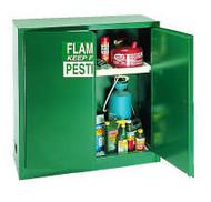 Eagle 30 Gallon 2 Door Manual Pesticide Safety Cabinet