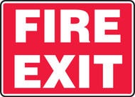 Fire Exit 3