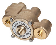 Thermostatic Mixing Valve Lead Free Flows up to 74 GPM