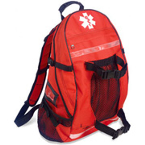 Empty Trauma Back Pack- Orange (empty)