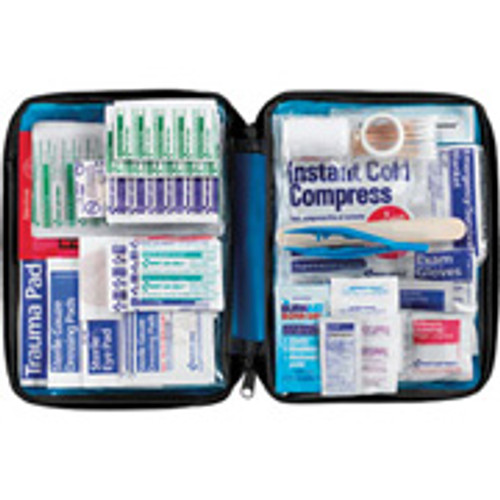 First Aid Kit Soft Sided- 200 Pc Large- (2 Kits Per Order)