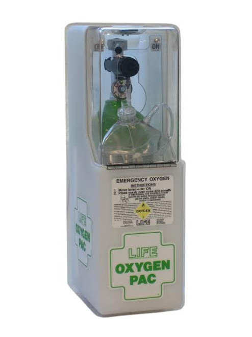 Life-025 Life Pac Emergency Oxygen Variable Flow