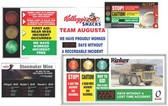 SCT755 Signal digi day safety scoreboards