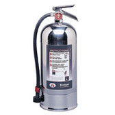 Water Fire Extinguisher Kidde Pro Plus- 2.5 Gallon with Wall Hook