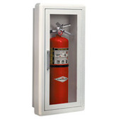 Fire Extinguisher Cabinet- Metal Surface Mount -  Without lock