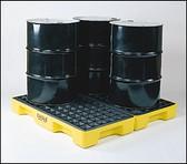 Eagle 4 Drum Modular Spill Containment Platform