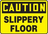 Caution - Slippery Floor
