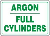 Argon Full Cylinders