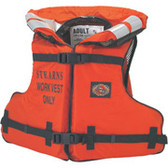 "Stearns Work Master Life Preserver- Adult Oversize- 52""-62"" Chest"
