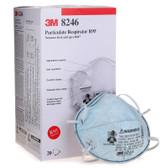 Respirators - 3M Respirator 8246  Case