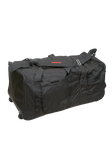 Wheeled Gear Bag- black large
