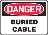Danger - Buried Cable