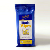 Shower in a Bag -disposable washcloths- 10 packages per order