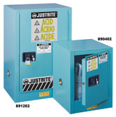 Justrite Safety Cabinet for Corrosives- 12 gallon