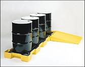 Eagle 4 Drum In-Line Spill Platform