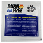 BurnFree Burn Dressing 4x4