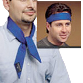 Cool Off Cooling Neck Wrap- Royal Blue (500 Cool Offs)
