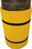 Park Sentry Column Protector - Round Yellow (carton of 3)