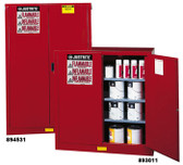 Justrite Combustible Safety Cabinet- 60 Gallon