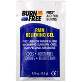 Burn Free Unit Dose Packets 1000 ct.