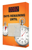Countdown Scoreboard Digi Day PLUS- #### Days Remaining