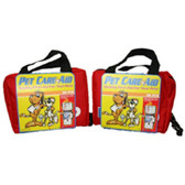 Pet First Aid Kit for Dogs and Cats - (2 First Aid Kits)