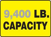 ___ Lb. Capacity