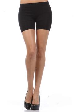 4 Inch One Size Nylon Spandex Boy Shorts