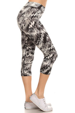 High Frequency Women's Sport Capris