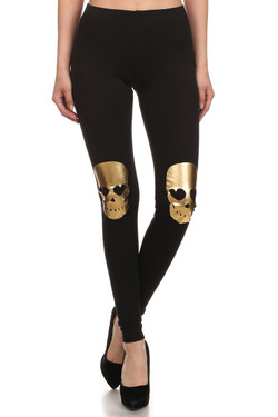 Ghost Rider Cotton Leggings