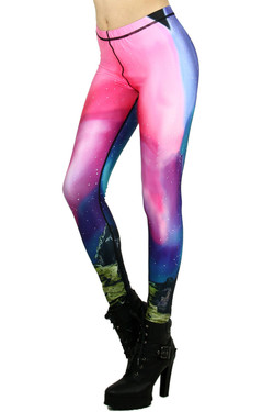 Galactic Mist Leggings