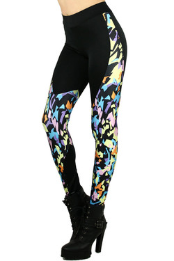 Color Craze Sport Leggings