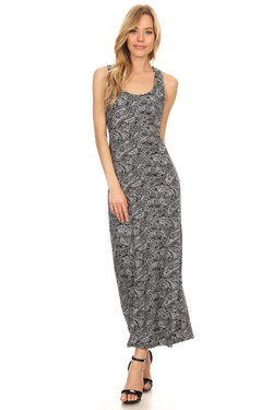 Paisley Prerogative Maxi Dress