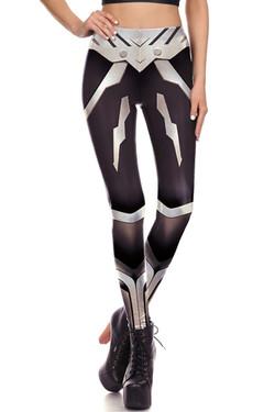 Gothic Cyborg Leggings