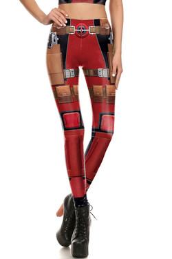Deadpool Babe Leggings