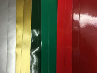 Christmas Color Pack - Oracal 651 Adhesive Vinyl (12 Sheets)