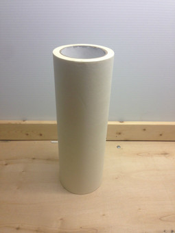 "12"" x 100' Paper Transfer Tape Roll - For Craft Cutters and Vinyl Application"