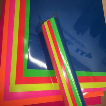 Siser Easyweed Heat transfer HTV fluorescent pack