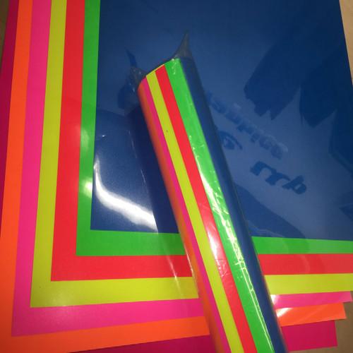 Siser Fluorescent Easyweed Heat Transfer Vinyl All Color