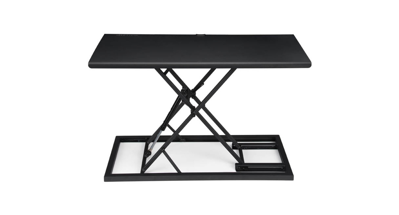 E3 Compact Stand Up Desk Converter by UPLIFT Desk Human Solution
